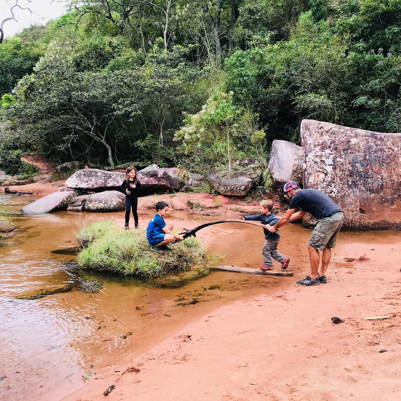 Cuevas- Samaipata