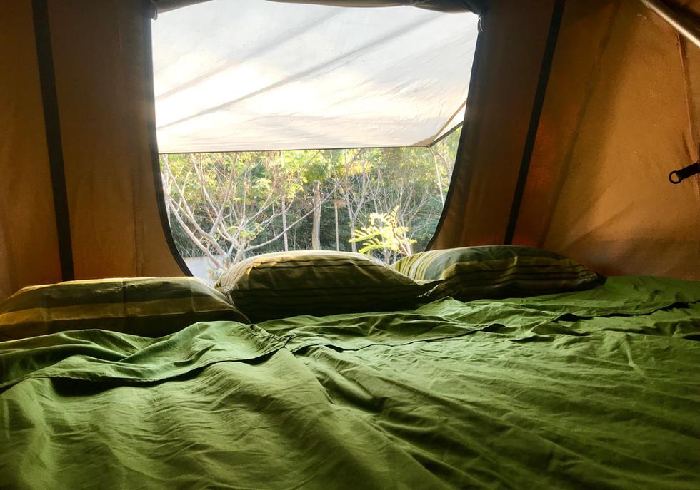 Tente de toit ARB