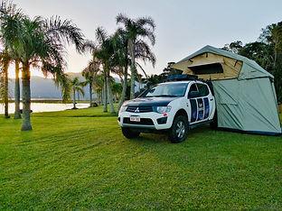 Pick-up Tiliky Campers, 4x4 aménager à louer en Amérique du Sud. campers rental  south america