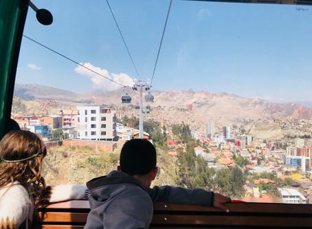 La Paz, nous voilà !!