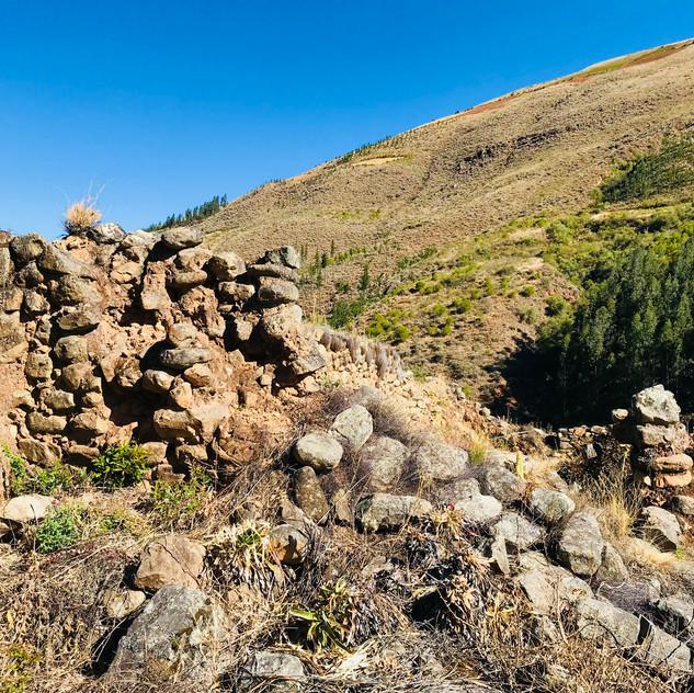 ruinas de Incallajta