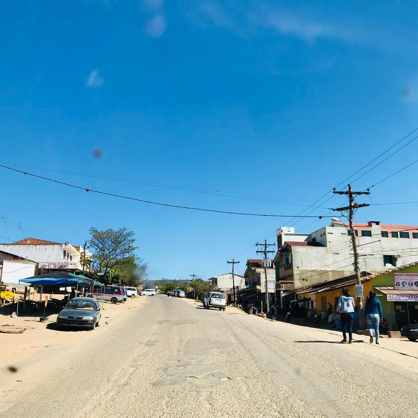 Ruta F7- Bolivie