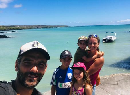 Santa Cruz- la fin de notre visite aux Galápagos.(4)