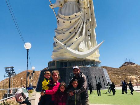 A la découverte de Oruro, ville minière.