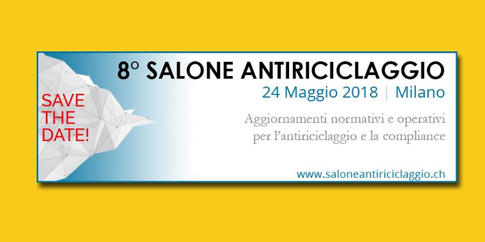 8° Salone Antiriciclaggio
