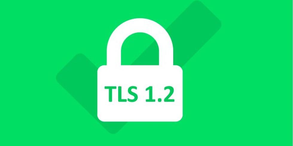 Protocollo TLS 1.2 - Istruzioni per l'uso