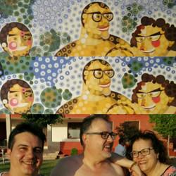 H de HERMANOS (collage) 7