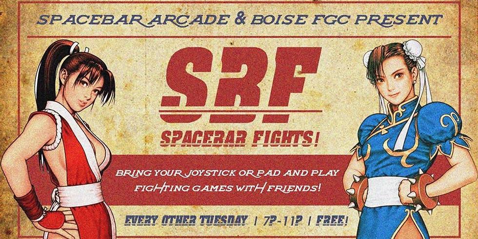 SPACEBAR FIGHTS
