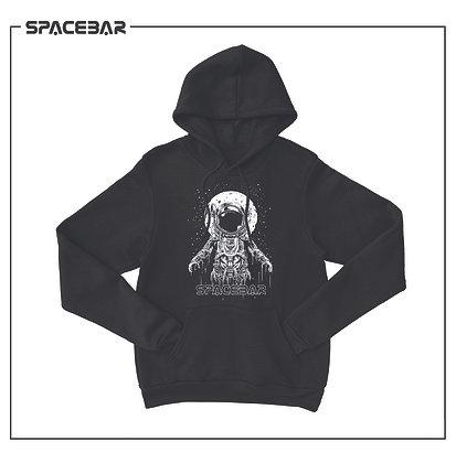 """Spacebar """"Space Ghost"""" Hoodie"""