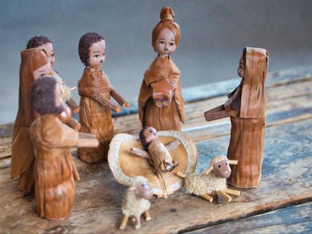 Nightstand Nativity