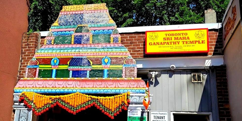 Virtual Interfaith Visit to Sri Maha Ganapathy Temple (Past Event)