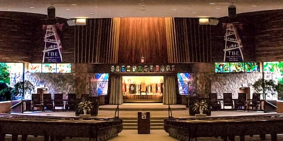 Virtual Interfaith Visit to Temple Beth El in Stamford, CT [PAST EVENT]