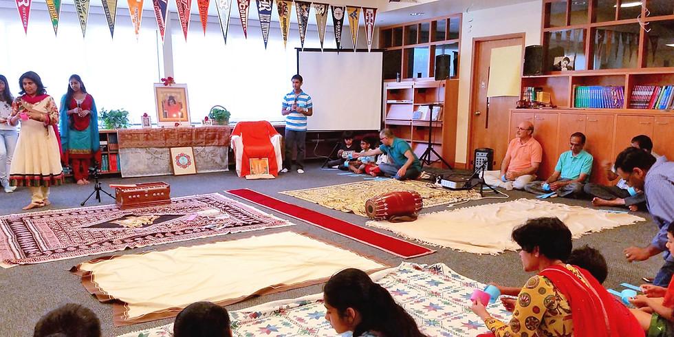 Virtual Interfaith Visit to the Sathya Sai Baba Center of Stamford [PAST]