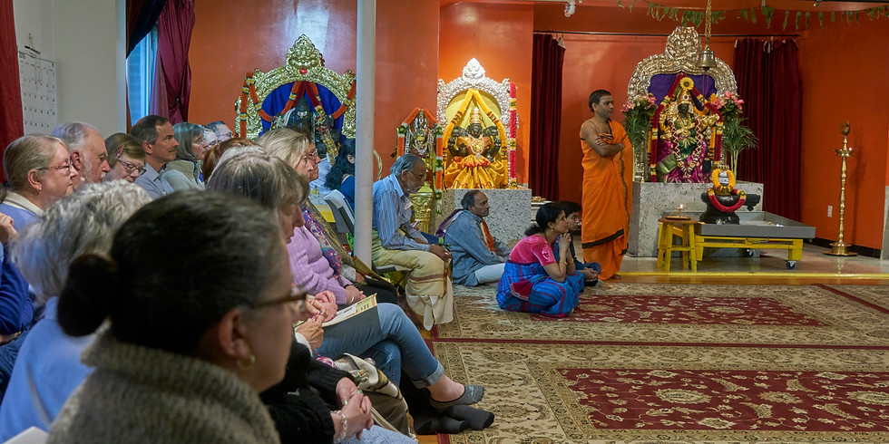 Learn from the Spiritual Wisdom of Hinduism: How do we respond to hate? [PAST EVENT]