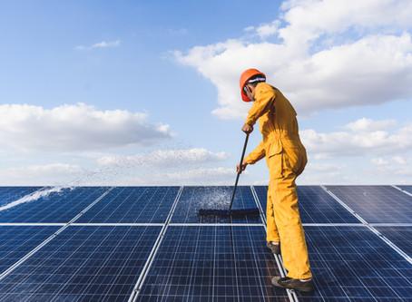 Manutenzione dell'impianto fotovoltaico: istruzioni per l'uso
