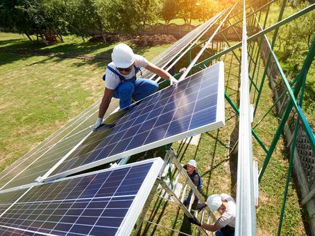 Superbonus: se trainato, il fotovoltaico a terra beneficia del 110%