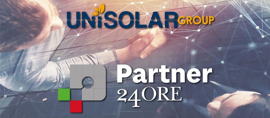 Business Partner del Sole24 Ore