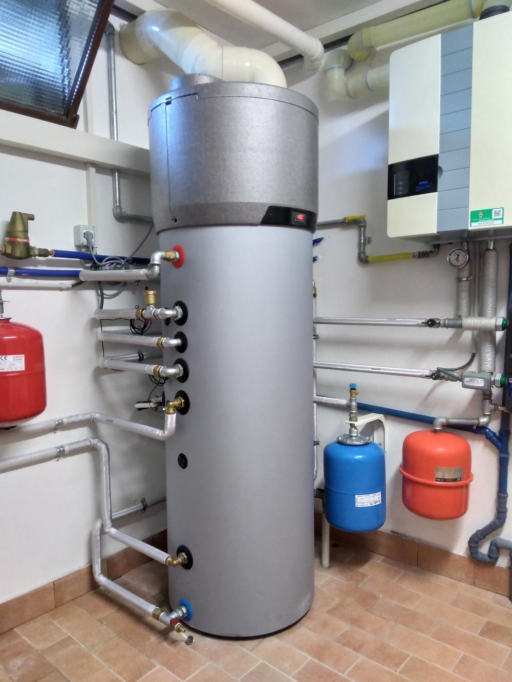 Pompa Di Calore Per Bagno come scegliere lo scaldacqua a pompa di calore