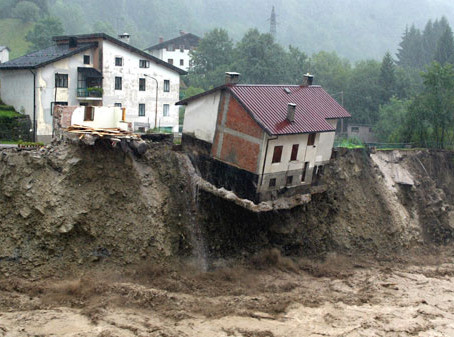 Gli effetti dei cambiamenti climatici sull'Italia