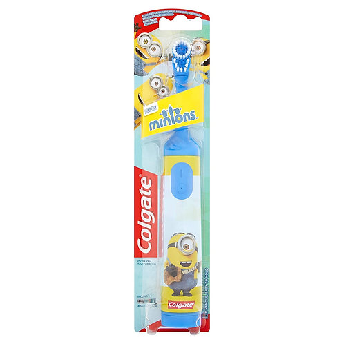 Colgate Minions Battery-Powered Toothbrush
