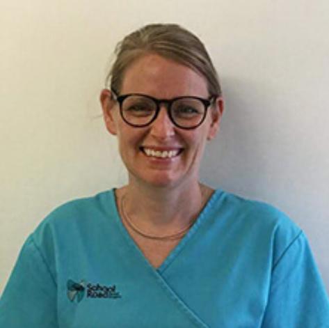 Kate Duckenfield, Dental Nurse