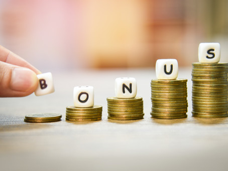 The sensitive issue of staff bonuses (and what to do about them)
