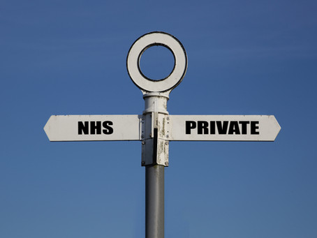 Private care versus Primary NHS care – which is the right option for you?