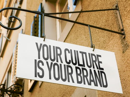 Some key words to think about when considering your Culture
