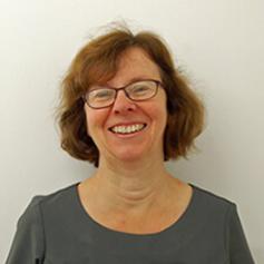 Caroline Hook, Receptionist