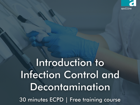 📢 NEW COURSE ALERT! 📢 Introduction to Infection Control and Decontamination