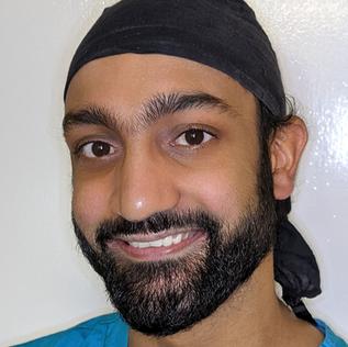 Melraj Singh Ghaly | Dentist
