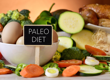 Month #2 of Paleo completed