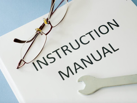 Don't tell me that your team should read the manual – there's no time for that any