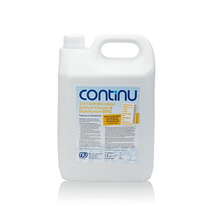 Continu 5 Litre 2 in 1 Surface Cleaner Spray - single