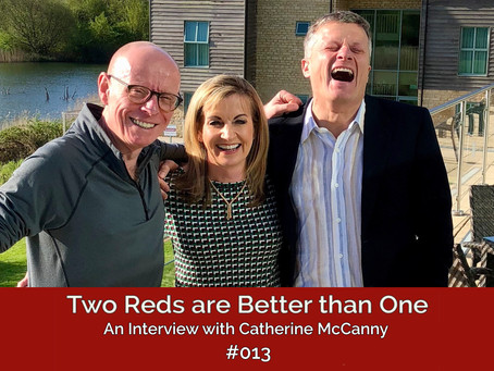 TRBO Season #002 Episode #013 – An Interview with Catherine McCanny