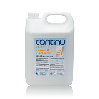 Continu 5 Litre Floor Cleaner Concentrate (makes 20 lites) - Buying Group only
