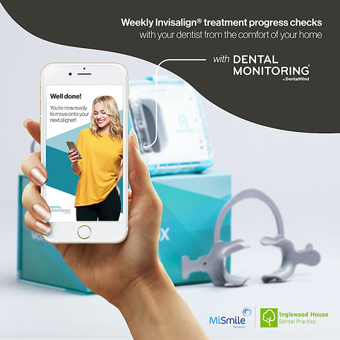Dental Monitoring Cosmetic Dentist Manchester