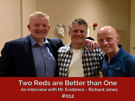 TRBO Season #002 Episode #012: An Interview with Mr. Evidence – Richard Jones