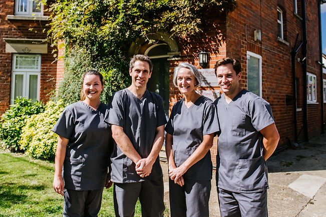 Long Crendon Dental Buckinghamshire Meet the team
