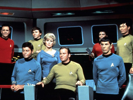 What Star Trek taught us about management and leadership