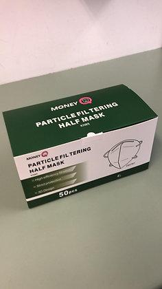 KN95 Head Strap Mask - Box of 50
