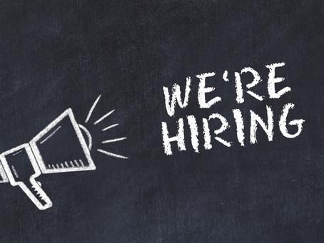 Job Vacancy: Dental Receptionist