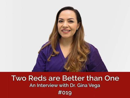 TRBO SEASON #002 EPISODE #019 – AN INTERVIEW WITH DR. GINA VEGA