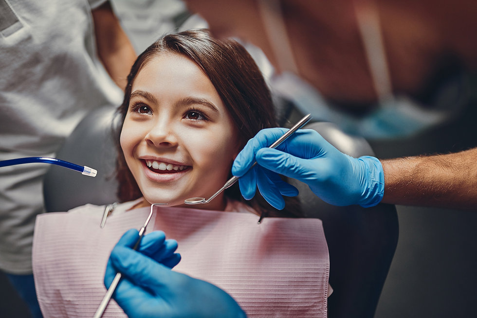 Children's Dentistry Manchester