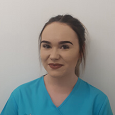 Charlotte Bennett, Trainee Dental Nurse