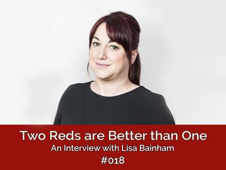 TRBO Season #2 Episode #18 – An Interview With Lisa Bainham