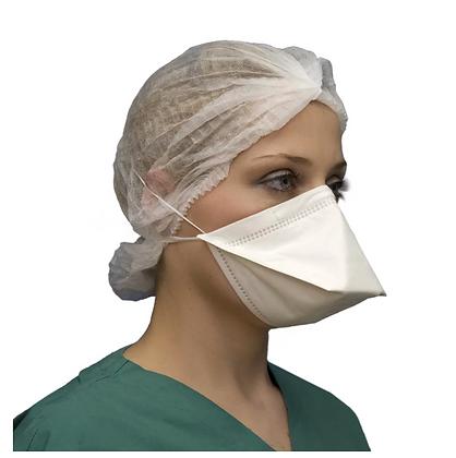 Facemate FFP2 Flat Fold Respirator Mask - 25 pack