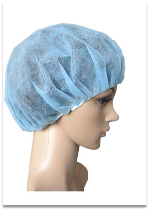 Surgical/Nurses Hat - Box of 100