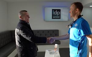 Implants DENTIST Midlothian Loanhead Scotland