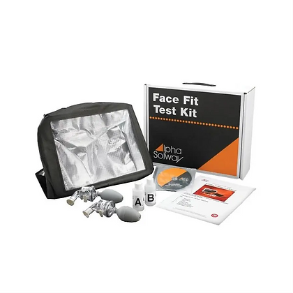 Alpha Solway Face Fit Test Kit - Buying Group only